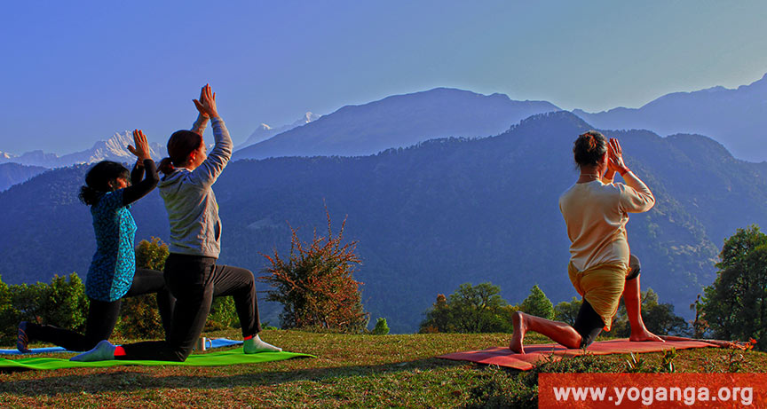 Himalayan Retreat - One or Two Week Himalayan Yoga Retreats