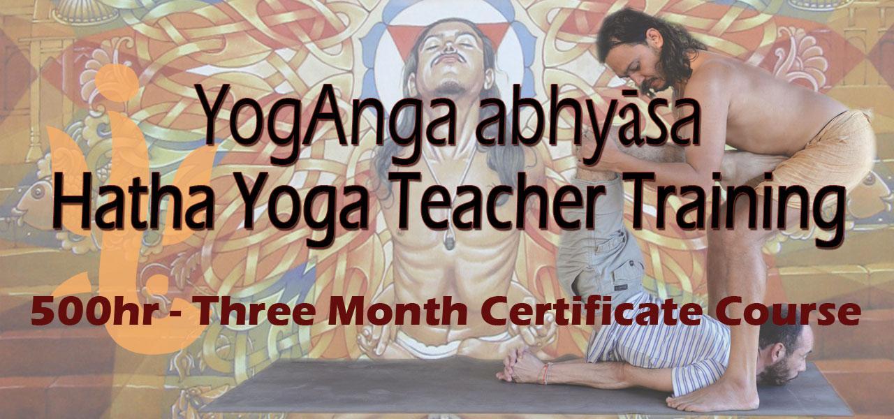 Yoganga Certified Teacher Training: 3 month program - Autumn 2014 ...