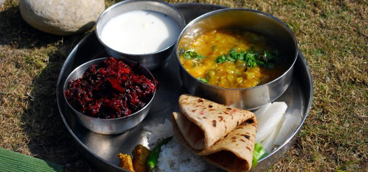 Ayurvedic Indian Cooking | YogAnga Retreat at Sri Santosh