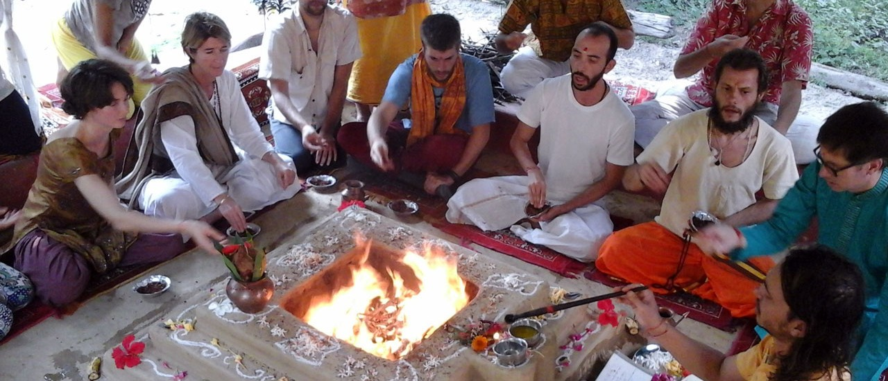 Introduction to Yagya (Homa) Fire Worship