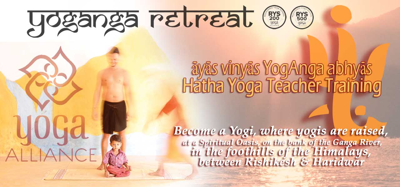 500 Hour Yoga Teacher Training Course In India Rishikesh 2019