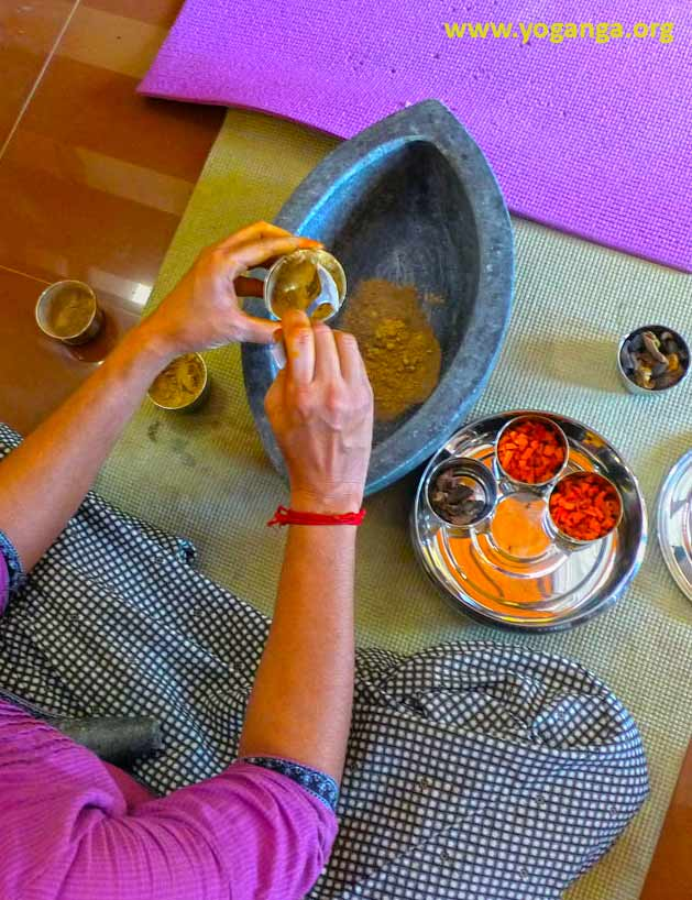 One Month Ayurveda Intensive Certificate Course | YogAnga